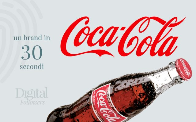 Digital Followers - la nascita del brand Coca-Cola